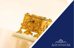 Ankauf Gold: Goldmünzen und Goldbarren im Auktioneum verkaufen
