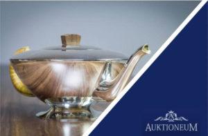Ankauf Silber: Silberschmuck und Tafelsilber im Auktioneum verkaufen