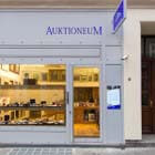 Auktioneum Innenstadtboutique, Frontansicht